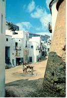IBIZA - CALLE TIPICA -   (SPAGNA ) - Ibiza
