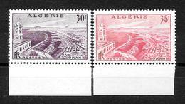 ALGERIE Française : N° 339/339A En Neufs ** .. TB - Neufs