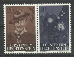 Liechtenstein 360/361 ** - Liechtenstein