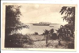 Les Colonies - Cameroun DOUALA - Paquebot - Vente Directe X - Cameroon