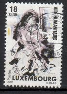 LUXEMBURG - 2001 - MiNr. 1535 - Gestempelt - Used Stamps