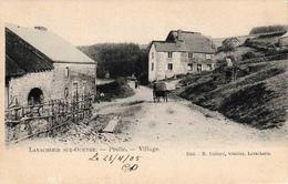 Lavacherie Sur Ourthe Prelle Village Attelage édit Collard 1905 - Sainte-Ode
