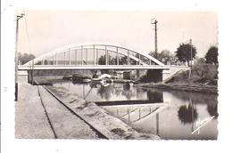 Anizy-le-Château, Le Canal De L'Ailette Et Le Pont D'Anizy Le Château - Frankrijk