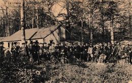 La Chasse De Libramont Au Bois édit Duparque Rochefort 1914 - Libramont-Chevigny