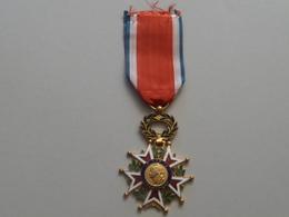 Ordre Le Mérite Français - France