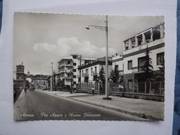 Q427 CARTOLINA Di AVERSA  CASERTA    VIAGGIATA - Aversa