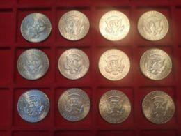 12 Allf Dollar 1964 - 1964-…: Kennedy
