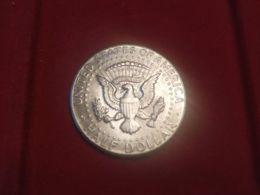 Half Dollar 1964 - 1964-…: Kennedy