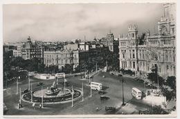 MADRID  PLAZA DE LA CIBELES - Madrid