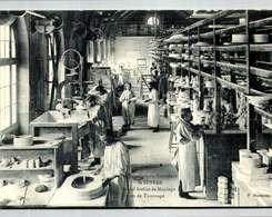SEVRES - Manufacture Nationale - Grand Atelier De Moulage Et De Tournage   / LOT  3002 - Sevres