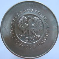 Poland 10 Zlotych 1969 UNC - Pologne