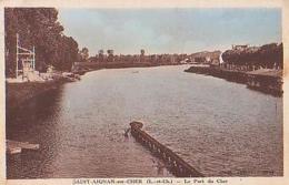 Saint Aignan   513         Le Pont Du Cher - Saint Aignan