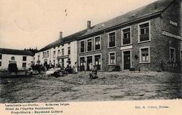 Lavacherie Sur Ourthe Ardennes Belges Hôtel De L'Ourthe Occidentale Propriétaire Raymond Collard Animation - Libramont-Chevigny