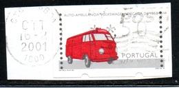 Portugal 1995 ATM-FRAMA - Transportes Postais ... - 50 $ - ATM/Frama Labels