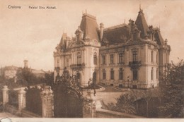 CRAIOVA , Romania , 00-10s ; Palatul Dinu Michall - Romania