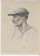 Dessin Homme 1930 - Prints & Engravings