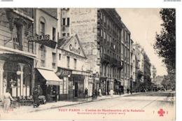 TOUT PARIS - Casino De Montmartre Et Le Rabelais - Boulevard De Clichy (XVIIIè Arr.) - District 18