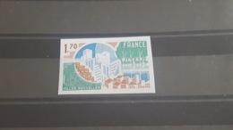LOT 480212 TIMBRE DE FRANCE NEUF** LUXE NON DENTELE N°1855 - Francia