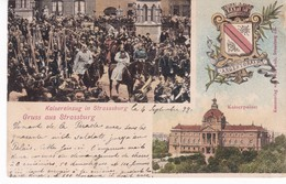 STRASBOURG(KAISER) - Strasbourg