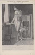 Nus - Femme Nue - Peintre Mallet - Jeux Cartes à Jouer - Style Empire - Editeur ND 74 - Tableaux