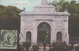 Amérique - Pérou Peru - Lima - El Parque - Matasellos 1909 - Peru
