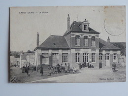 02 SAINT ERME La Mairie - Frankreich