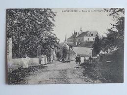 02 SAINT ERME  - Route De La Montagne Animée - Frankreich