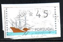 Portugal 1995 ATM-FRAMA - Galeao Português - 45 $ - ATM/Frama Labels