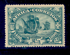 ! ! Portuguese Africa - 1898 Vasco Gama 2 1/2 R - Af. 01 - MVLH - Afrique Portugaise