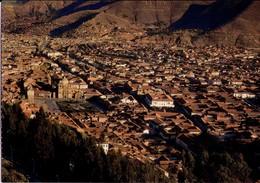 PERU. CUZCO. VISTA PANORAMICA DE LA CIUDAD DEL CUSCO - VIEW OF THE CITY OF CUSCO. (496) - Perú