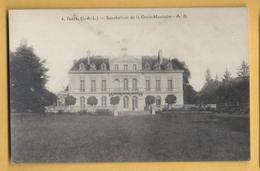 C.P.A. TOURS - Sanatorium - Tours