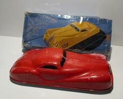 Voiture JF Paris ( Jouef) Rallye Monte-Carlo - Toy Memorabilia