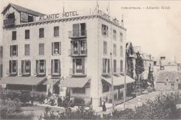 CONCAREAU - Atlantic Hôtel - Animé - TBE - Concarneau