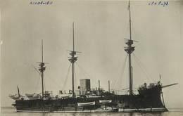 """BATEAUX DE GUERRE - """"Richelieu"""" (retirage Photo Format 14cm X 9cm Environ) - Boten"""