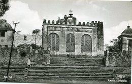 AXUM - THE ANCIENT CHURCH - - Etiopía