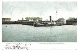 Terneuzen - Aanlegplaats Der Provinciale Stoombootdienst. - Terneuzen