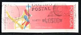 Portugal 1992 ATM-FRAMA - Brinquedos Populares - 40 $ - ATM/Frama Labels