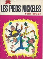 Les Pieds Nickelés Font Boum - Pieds Nickelés, Les