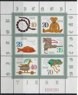 Germany (DDR) 1981  Historisches Spielzeug (**)  MNH Mi.2661-2666 - Unused Stamps