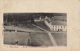 Meerhout - Zicht Op Merkt Kant Noord - Vogelvlucht 1909 - Meerhout