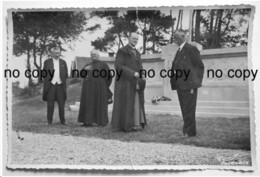 80 FORT MAHON - Lot De 2 PHOTOS - Inauguration Du Monument Eux Morts - 1933 ( Maire : Félix PHILIPPO ) - Fort Mahon