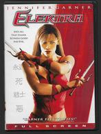 Dvd  Elektra - Ciencia Ficción Y Fantasía