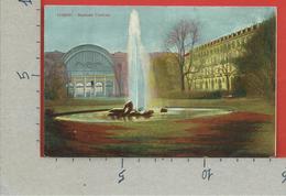 CARTOLINA VG ITALIA - TORINO - Stazione Centrale - 9 X 14 - 1907 GRENOBLE - Stazione Porta Nuova