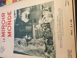 MIROIR  33/CHINE/HITLER CHANCELIER/JAPON DANSE/CUISINE POMIANE / MANDCHOURIE - Livres, BD, Revues