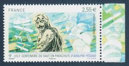 Poste Aérienne N° 76 A , Adolphe Pégoud , Provenant De La Feuille De 10 Timbres , Port Gratuit - 1960-.... Mint/hinged