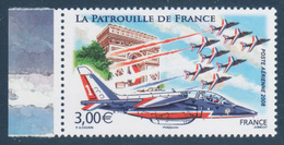 Poste Aérienne N° 71 A , Patrouille De France , Provenant De La Feuille De 10 Timbres , Port Gratuit - Airmail