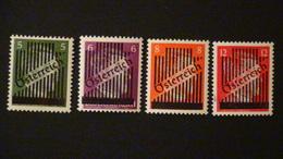 Austria - 1945 - Mi:AT 668-71**MNH - Look Scan - 1945-.... 2. Republik