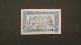 BILLET 50 Centimes  Trésorerie Aux Armées - Guerre De 1914 à 1918  /  FINE TTB - Schatkamer