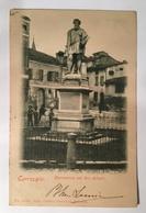 15808 Correggio ( Reggio Emilia ) - Monumento Ad Ant. Allegri - Reggio Nell'Emilia
