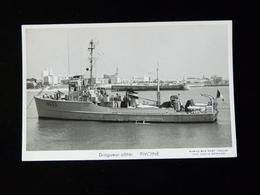 DRAGUEUR COTIER   PIVOINE - Warships